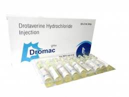 Drotaverine Injection Manufacturers Suppliers