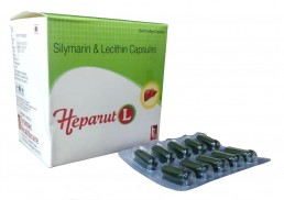Silymarin Lecithin Softgel Capsules Manufacturers Suppliers