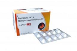 Ilaprazole Domperidone Capsules Manufacturers Suppliers