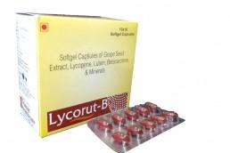Lycopene Betacarotene Softgel Capsules Manufacturers Suppliers