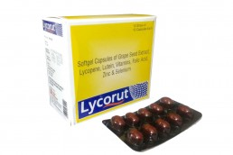 Lycopene Softgel Capsules Manufacturers Suppliers