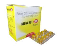 Omega-369 Softgel Capsules Manufacturers Suppliers