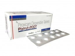 Piroxicam Tablets Manufacturers Suppliers