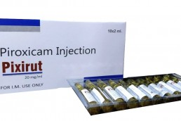 Piroxicam Injections Manufacturers Suppliers