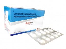 Rabeprazole Levosulpride Capsules Manufacturers Suppliers