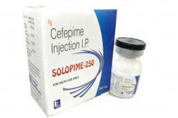 Cefepime Injection Manufacturers Suppliers