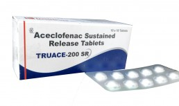 Aceclofenac Sustained Release Tablets Manufacturers Suppliers