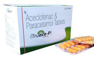 Aceclofenac Paracetamol Tablets Manufacturers Suppliers