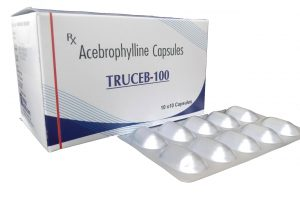 Acebrophylline Capsules Manufacturers Suppliers