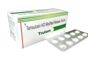 TAMSULOSIN Tablets Manufacturers Suppliers