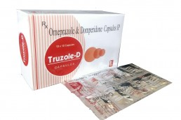 Omeprazole Domperidone Capsules Manufacturers Suppliers