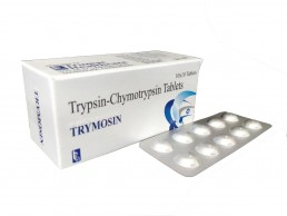 Trypsin Chymotrypsin Tablets Manufacturers Suppliers