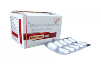 Metformin 500mg tablet Manufacturers Suppliers
