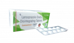 Lansoprazole 15mg dispersible tablet Manufacturers Suppliers