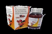 Fexofenadine Suspension Manufacturers Suppliers