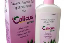 Calamine Liquid Paraffin Aloevera Lotion Manufacturers Suppliers