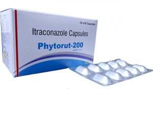 Itraconazole Capsules Manufacturers Suppliers