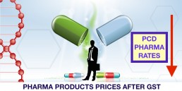 pcd pharma products prices after gst