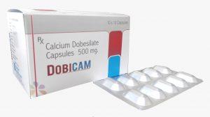 Calcium Dobesilate Capsules Manufacturers Suppliers