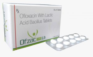 Ofloxacin Lactobacillus Tablets Manufacturers Suppliers