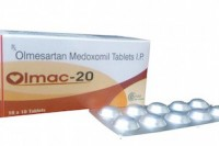 Olmesartan Medoxomil 20mg Tablets Manufacturers Suppliers