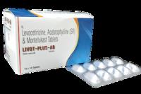 Levocetirizine Montelukast Acebrophylline Tablets Manufacturers Suppliers