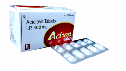 Aciclovir 400mg Tablets Manufacturers Suppliers