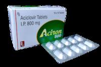 Aciclovir 800mg Tablets Manufacturers Suppliers