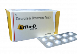 Cinnarizine Domperidone Tablets Manufacturers Suppliers