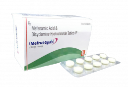 Mefenamic Acid Dicyclomine Tablets Manufacturers Suppliers