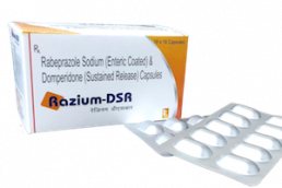 Rabeprazole Domperidone SR Capsules Manufacturers Suppliers