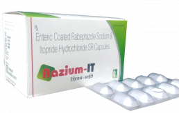 Rabeprazole Itoperide SR Capsules Manufacturers Suppliers