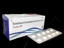 Fexofenadine Montelukast Tablets Manufacturers Suppliers