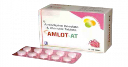 Amlodipine Atenolol Tablets Manufacturers Suppliers
