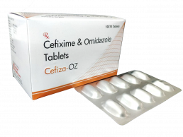 Cefixime Ornidazole Manufacturers Suppliers