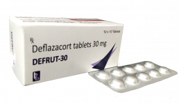Deflazacort 30mg tablets Manufacturers Suppliers