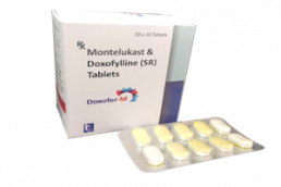 Doxofylline Montelukast tablets Manufacturers Suppliers