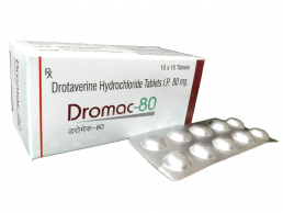 Drotaverine Tablets Manufacturers Suppliers