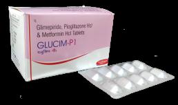 Glimepiride Metformin Pioglitazone Tablets Manufacturers Suppliers