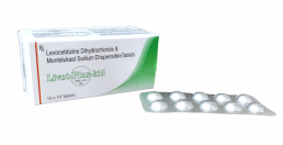 Levocetirizine Montelukast Tablets Manufacturers Suppliers