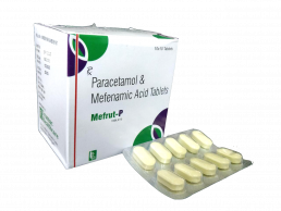 Mefenamic Acid Paracetamol Tablets Manufacturers Suppliers