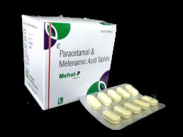 Mefenamic Acid Paracetamol Tablets Manufacturers Suppliers