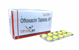 Ofloxacin Tablets Manufacturers Suppliers