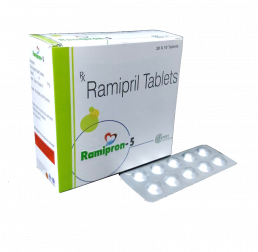 Ramipril Tablets Manufacturers Suppliers