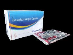 Rosuvastatin Aspirin Capsules Manufacturers Suppliers