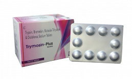 Trypsin Bromelain Rutoside Diclofenac Tablets Manufacturers Suppliers