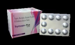 Trypsin Bromelain Rutoside Diclofenac Tablets Manufacturers Suppliers
