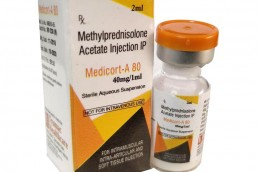 Methylprednisolone Acetate Injection Manufacturers Suppliers