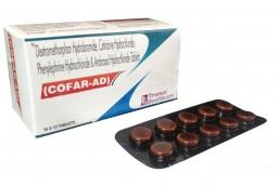 Dextromethorphan Cetirizine Phenylephrine Ambroxol Tablets Manufacturers Suppliers