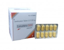 Levetiracetam Tablets Manufacturers Suppliers